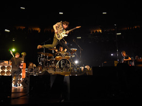 Pearl Jam markerer 30 år som liveband