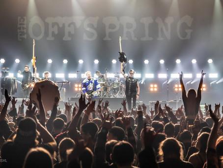The Offspring slipper singel