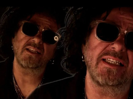 Steve Lukather dropper video