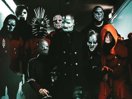 Hvordan blir neste Slipknot-album?