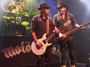 Motörhead med ny liveplate