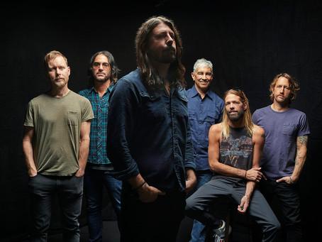 Foo Fighters fyller 25