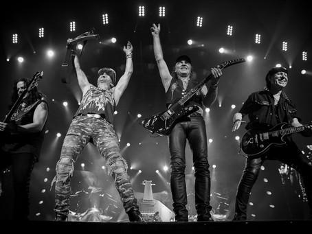 Scorpions i studio