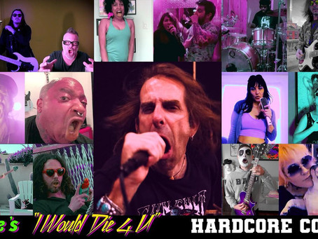 Hardcore-cover av Prince?