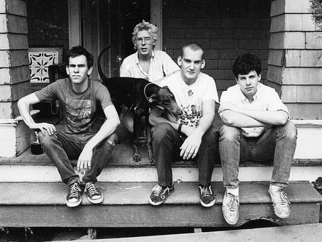 Band som forsvant etter debuten