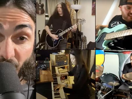 Anthrax og Testament med ny cover
