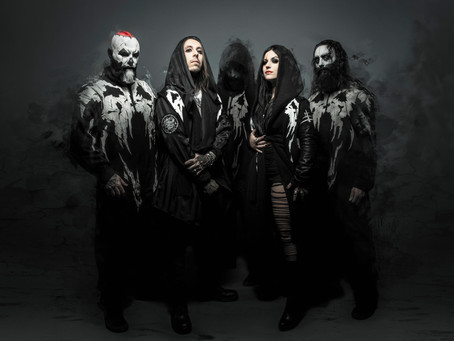 Lacuna Coil med livevideo