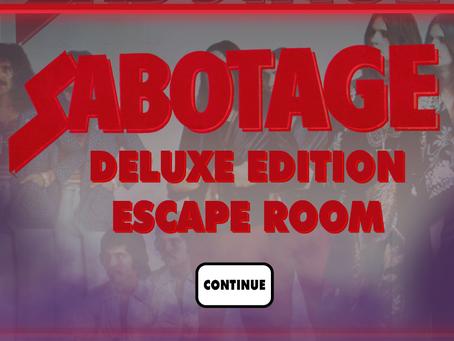 Kan du unnslippe Black Sabbath?