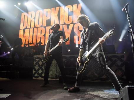 Dropkick Murphys med gratis stream