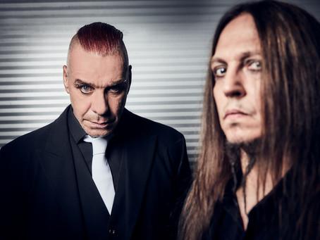Lindemann deler livevideo
