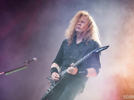 Dave Mustaine avslører tittel