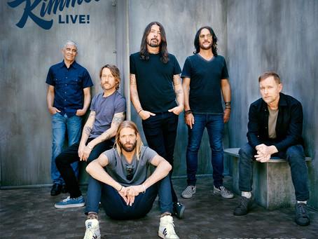 Foo Fighters på fjernsynet