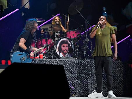 Foo Fighters covret Radiohead