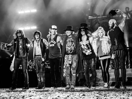 Ny livevideo fra Guns N' Roses