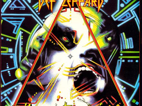 Historien bak: Def Leppard - Hysteria (1987)