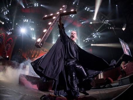 Iron Maiden deler Blaze-låt