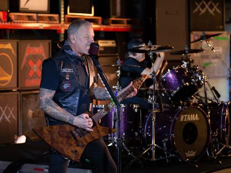 Metallica Mondays er tilbake