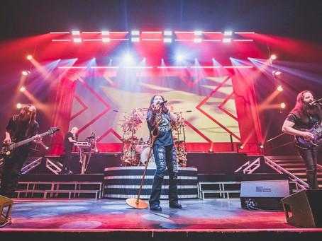 Dream Theater deler liveklipp