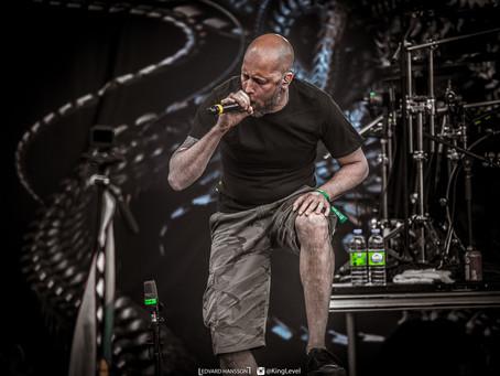 Meshuggah til Europa