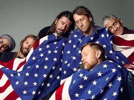 Foo Fighters på presidentinnsettelsen