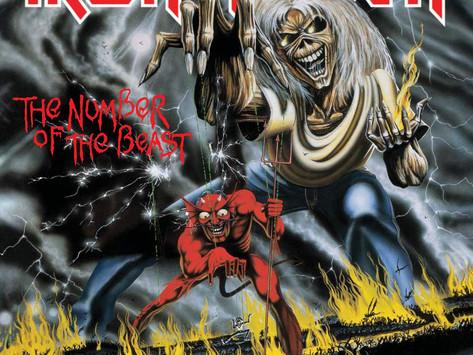 Historien bak: Iron Maiden - The Number of the Beast (1982)