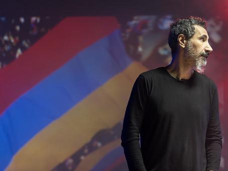 Serj Tankian med ny video