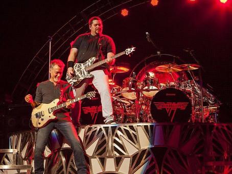 Wolfgang Van Halen hyller pappa