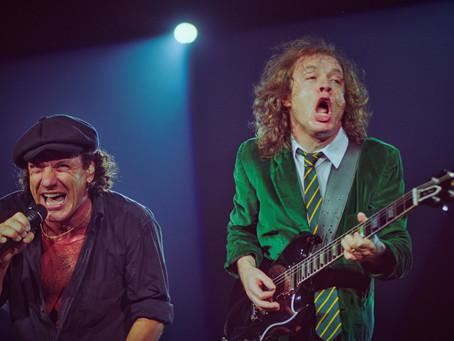 AC/DC slipper ny video