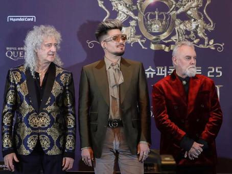 Queen + Adam Lambert til Telenor Arena
