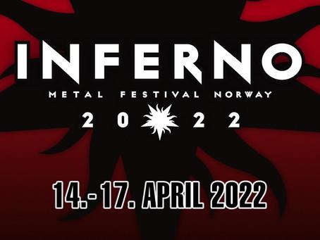 Inferno Metal Festival utsettes