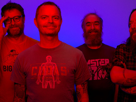 Ny video fra Red Fang
