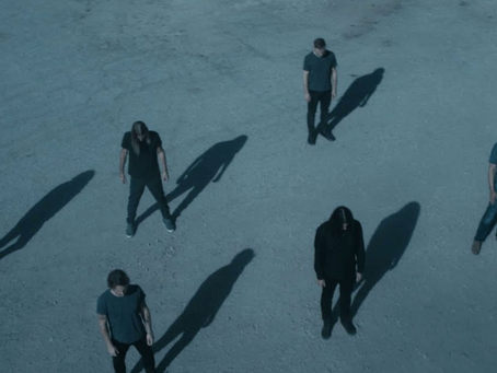 Foo Fighters slipper ny video
