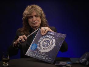 Coverdale viser frem nye skiva