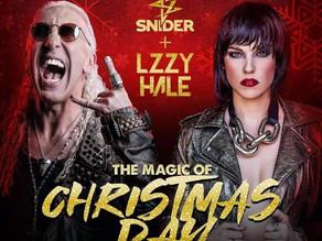Dee Snider deler juleklassiker