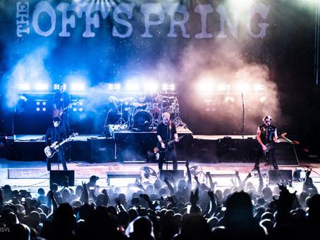 The Offspring ringer julen inn