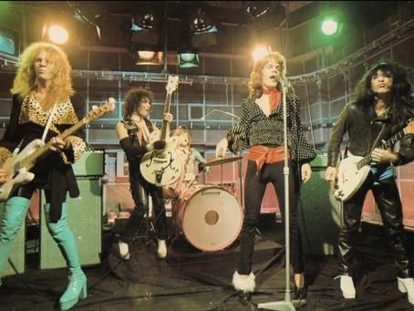 New York Dolls-legende død