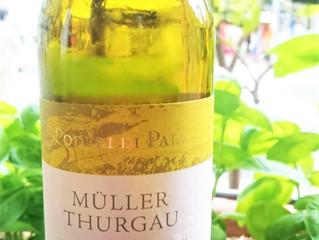 5月のブドウはミュラートゥルガウ!
