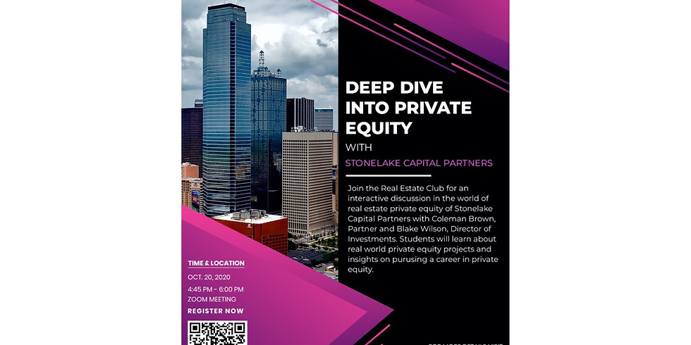Deep Dive into Private Equity with Stonelake Capital Partners