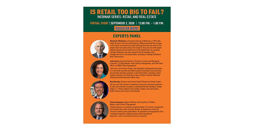 Is Retail Too Big to Fail?