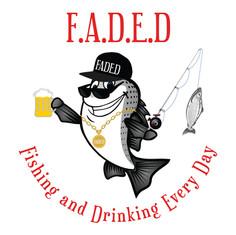 F.A.D.E.D Logo