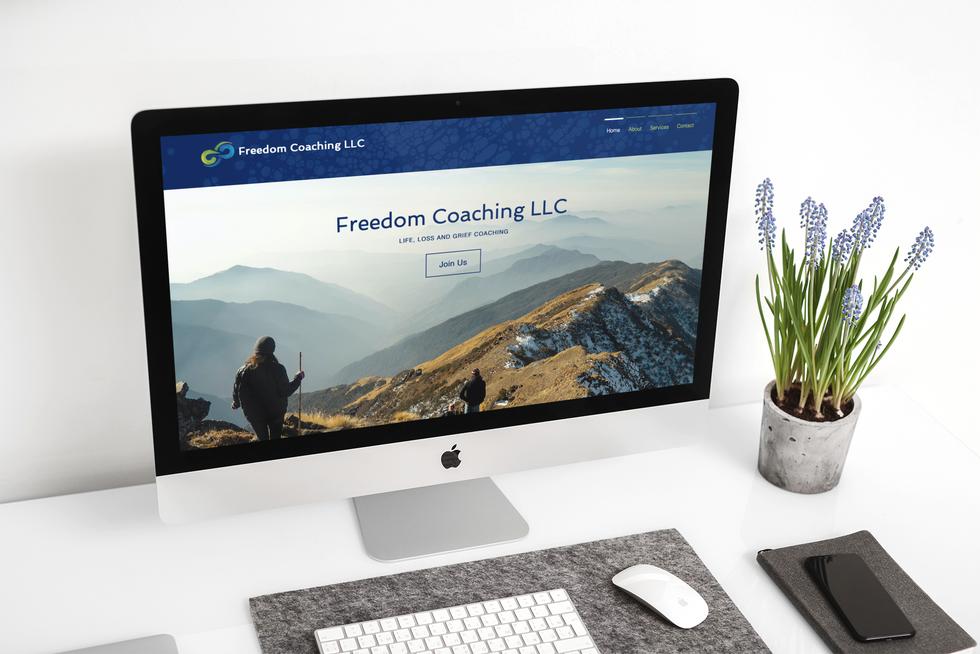 Freedom Coaching Website