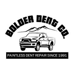 Bolder Dent Logo