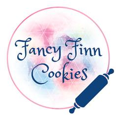 Fancy Finn Cookies Logo