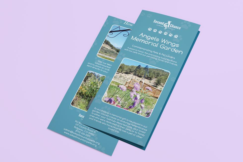 Pet Memorial Brochure