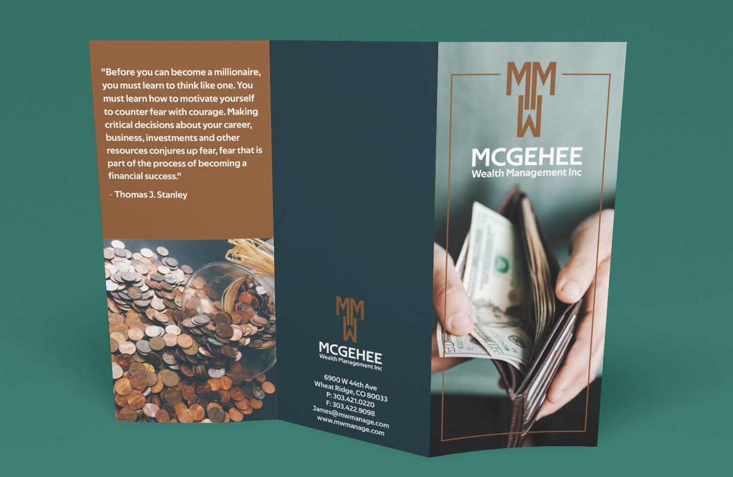 McGehee Brochure Outside