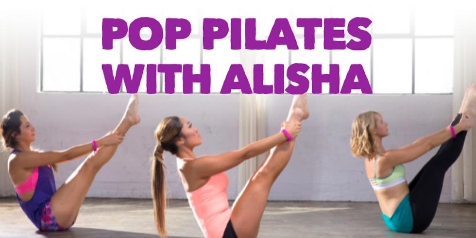 POP Pilates with Alisha