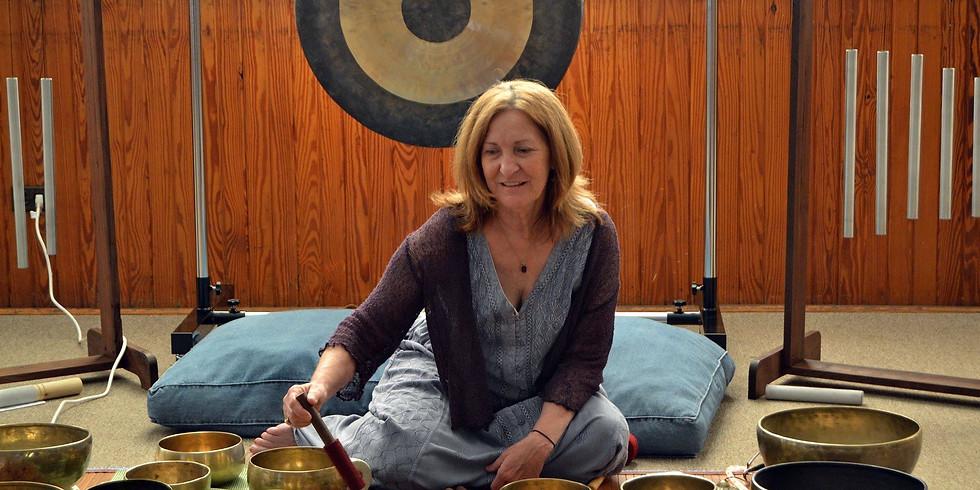 Tibetan Bowl Sound Bath with Ann James