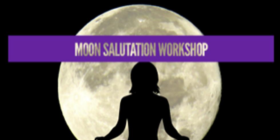 Moon Salutation Workshop