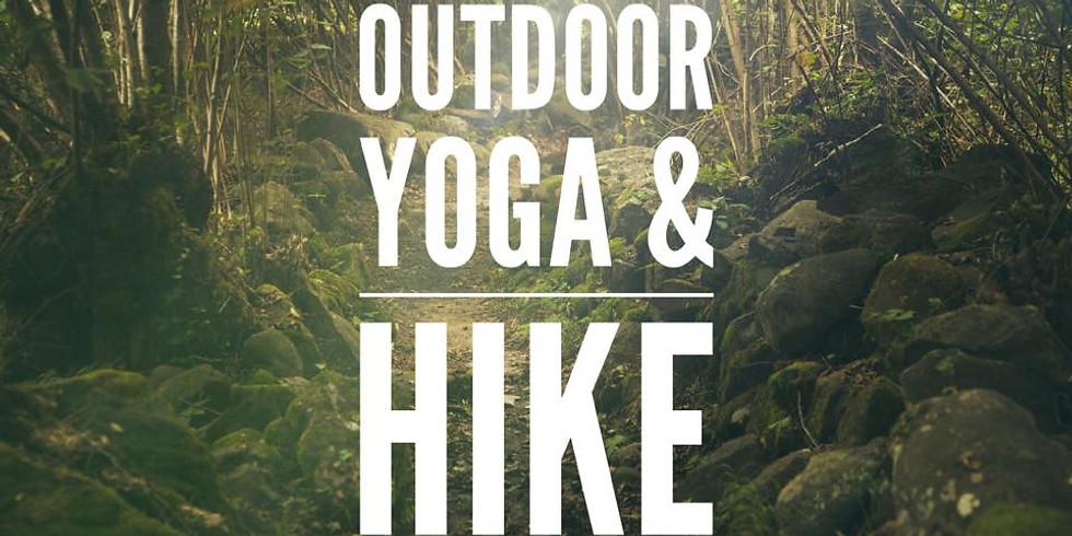 Outdoor Hike & Yoga