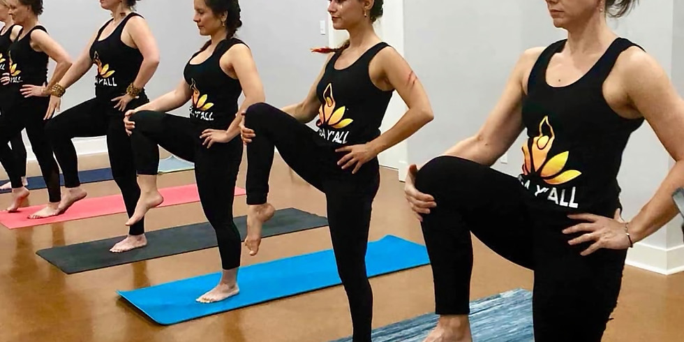 Ashtanga Yoga: Off the mat, Into life (1)
